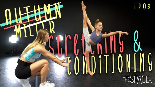 """Stretching & Conditioning"" / Autumn ..."