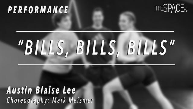 "PERFORMANCE: Austin Lee / Jazz ""Bills..."