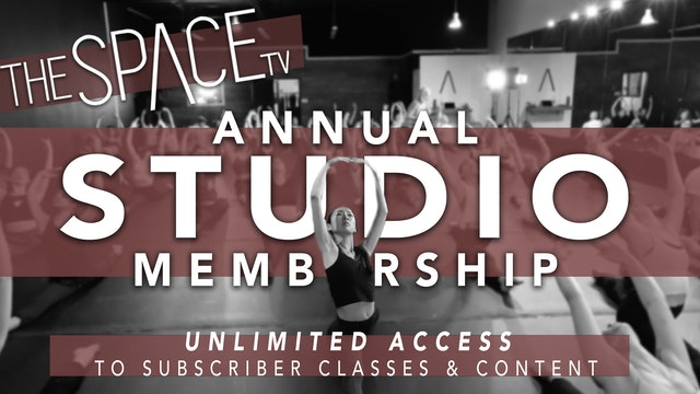Annual Studio/School Membership License