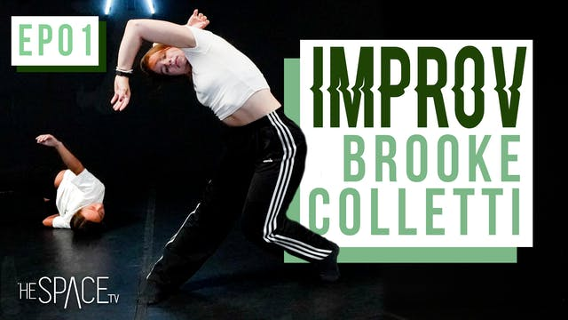 Intro to Improv / Brooke Colletti - Ep01