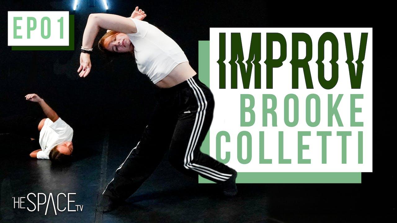 Intro to Improv / Brooke Colletti - Ep01