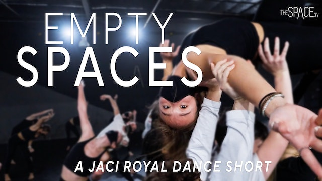 "Dance Short: ""Empty Spaces"" / by Jaci Royal"