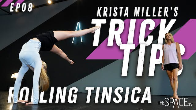 """Trick Tips Ep08 """"Rolling Tinsica"""" / K..."""