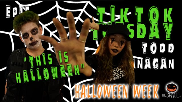 UPCOMING: TikTok Tuesday: Halloween / ToddFlanagan