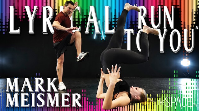 "Lyrical ""Run to You"" / Mark Meismer"
