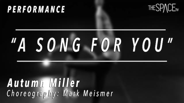 PERFORMANCE: Autumn Miller / Lyrical ...