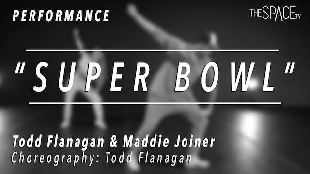 "PERFORMANCE: Todd Flanagan and Maddie Joiner / TikTok Tuesday ""Super Bowl"""