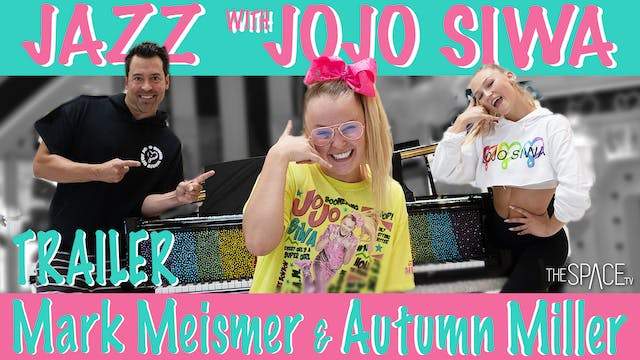 TRAILER: Jazz with JoJo Siwa! / Autum...