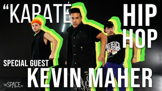 "NEW! Hip Hop: 'Karate"" / Kevin Maher"