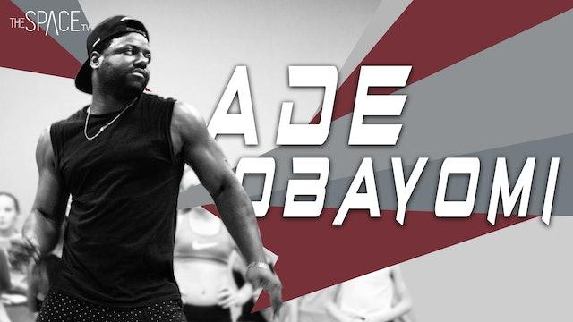 "Trailer: Jazz Funk: ""Body Remix"" / Ade Obayomi - Ep02"
