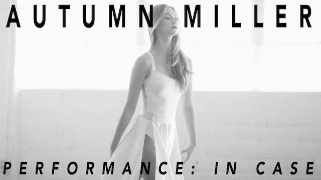 PERFORMANCE: Autumn Miller - Lyrical ...