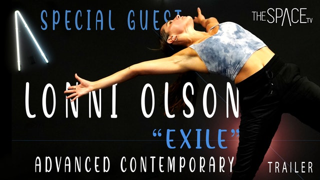 "TRAILER: Contemporary: ""Exile"" Special Guest Lonni Olsen"