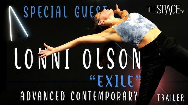 "TRAILER: Contemporary: ""Exile"" Specia..."