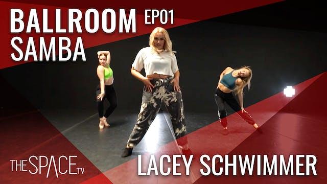 "Ballroom ""Samba"" with Lacey Schwimmer..."