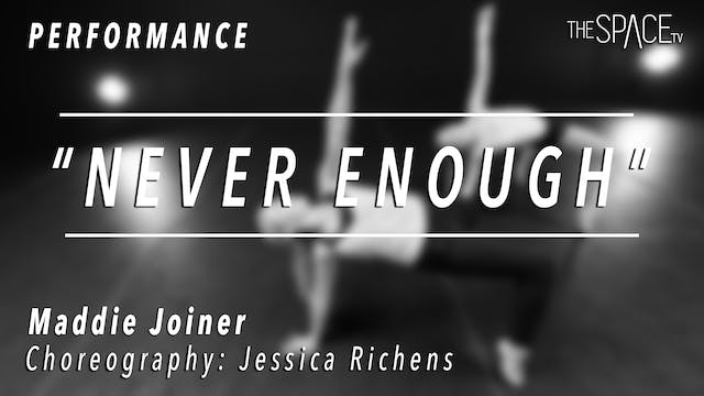 PERFORMANCE: Maddie Joiner / Jess & L...