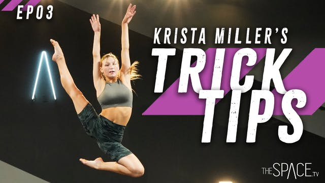 Trick Tips Ep03 / Krista Miller