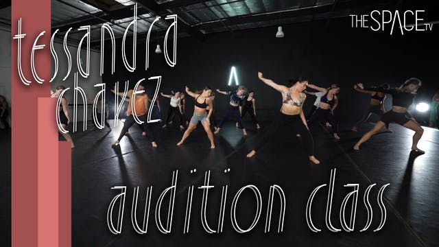 Audition Session / Tessandra Chavez