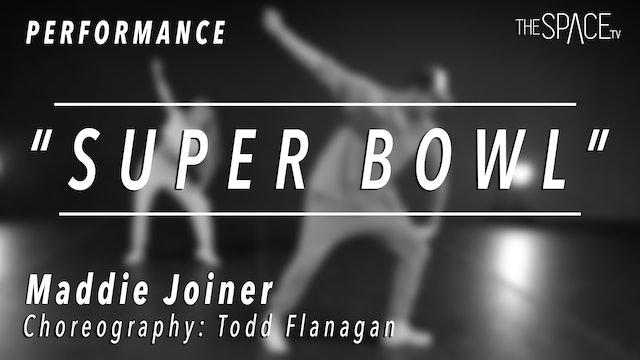 "PERFORMANCE: Maddie Joiner / TikTok Tuesday ""Super Bowl"" by Todd Flanagan"