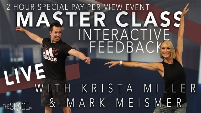 TRAILER: Master Class Live Interactive Pay Per View - Special Event