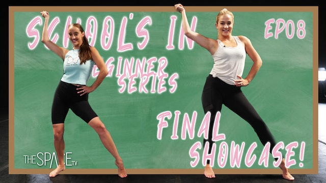 "UPCOMING: School's In: ""Final Showcase!"" - Ep08"