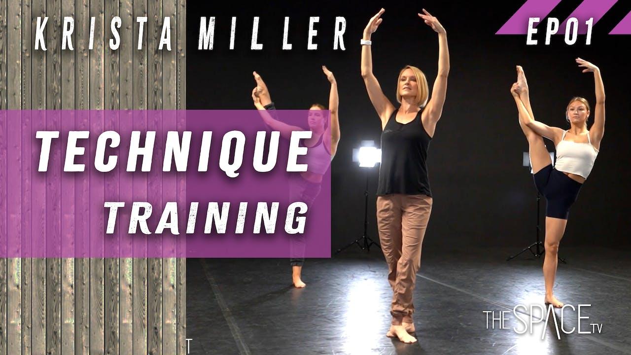 Technique: Training / Krista Miller Ep01