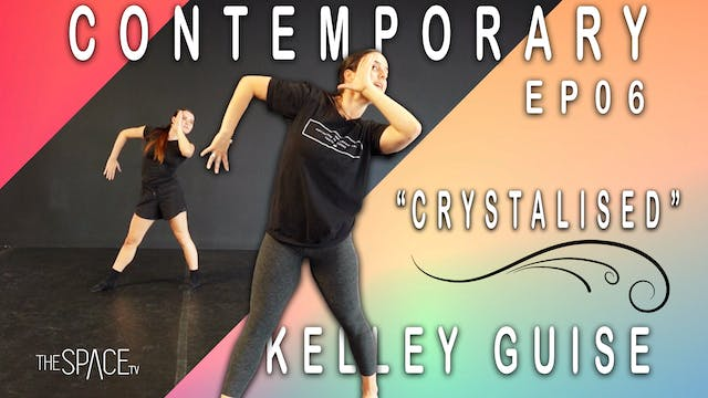 "Contemporary ""Crystalised"" /Kelley Guise Ep06"