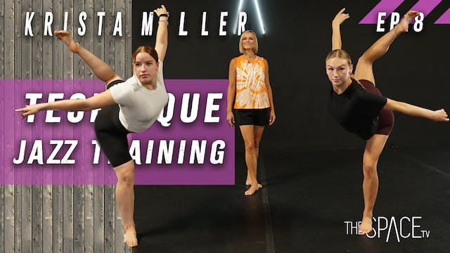 "Technique: ""Training"" / Krista Miller Ep18"