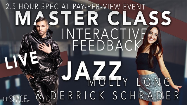 UPCOMING: LIVE INTERACTIVE JAZZ MasterClass Oct 17
