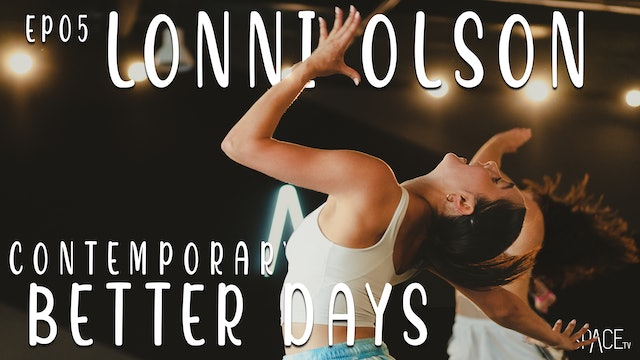 """NEW! Contemporary: """"Better Days"""" / Lonni Olsen - Ep05"""