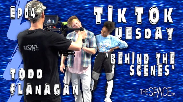 TikTok Tuesday: Behind the Scenes / T...