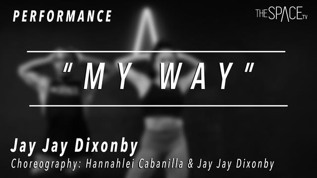 "PERFORMANCE: Jay Jay / Jazz ""My Way"" ..."
