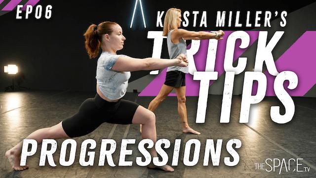 "Trick Tips Ep06: ""Progressions Part 1"" / Krista Miller"