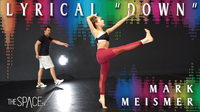"Lyrical ""Down"" with Mark Meismer"