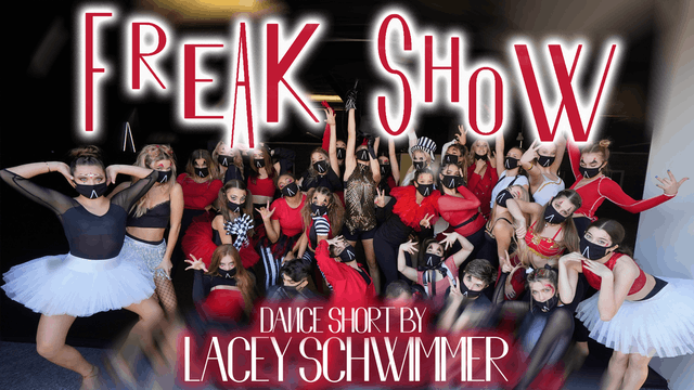 "TRAILER: Dance Short: ""Freak Show"" / ..."