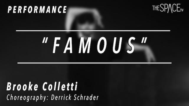 "PERFORMANCE: Brooke Colletti / Jazz ""..."