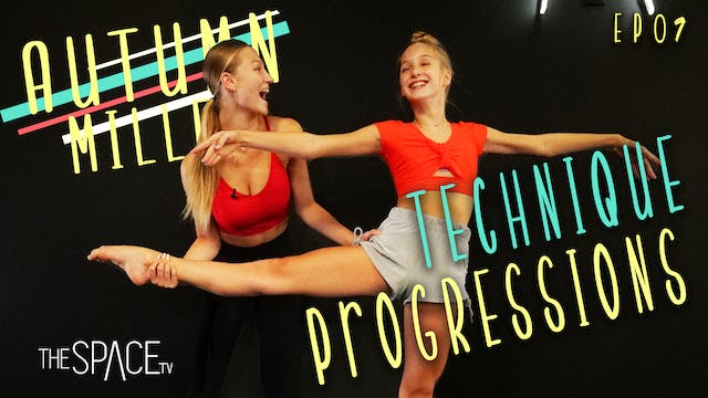 "Technique: ""Progressions"" / Autumn Mi..."
