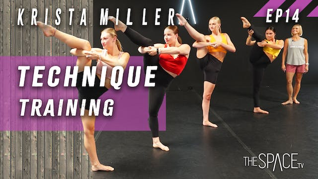Technique: Training / Krista Miller Ep14