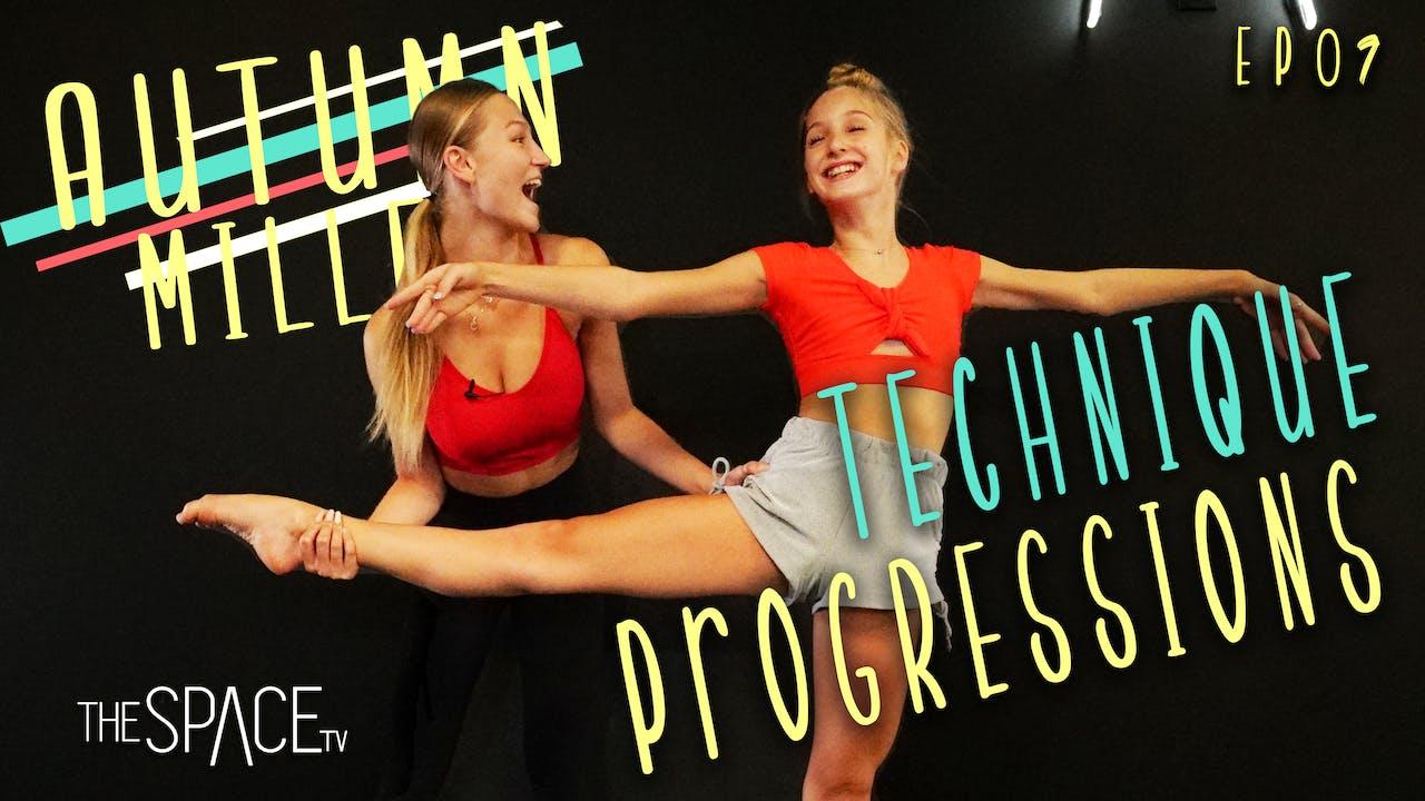 Technique: Progressions / Autumn Miller - Ep07