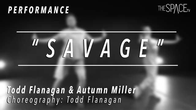 PERFORMANCE: Todd Flanagan and Autumn...