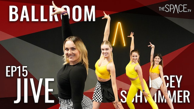 """Ballroom: """"Jive"""" / Lacey Schwimmer - Ep15"""