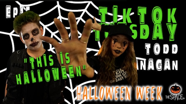 "NEW! TikTok Tuesday: ""This is Halloween"" / Todd Flanagan - Ep15"