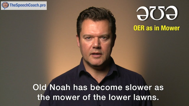 024 OER as in Mower