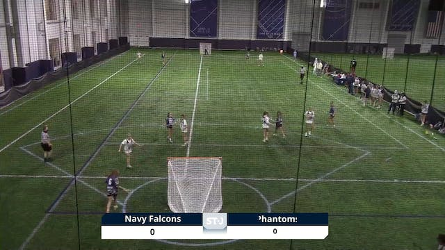 1/3 - Indoor Nationals - Playoffs (Af...