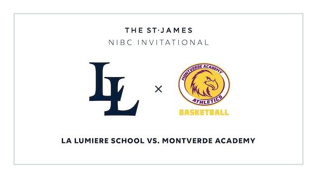 NIBC - La Lumiere v. Montverde – 1/10 3:30pm ET