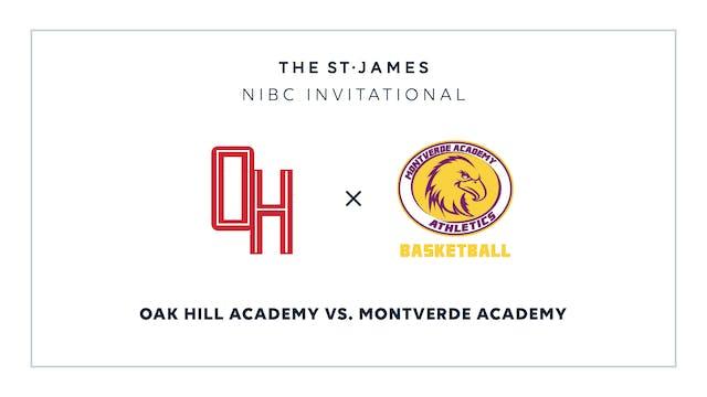NIBC - Oak Hill v. Montverde – 1/15 7:00pm ET