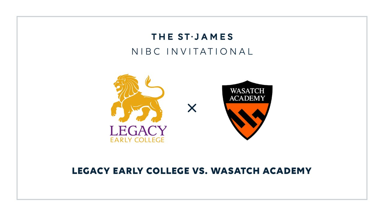 NIBC - Legacy Early v. Wasatch – 1/15 3:30pm ET