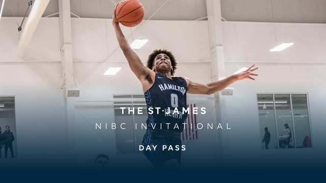 NIBC - 1/8 Day Pass