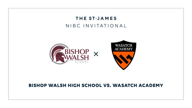 NIBC – Bishop Walsh v. Wasatch – 1/10...