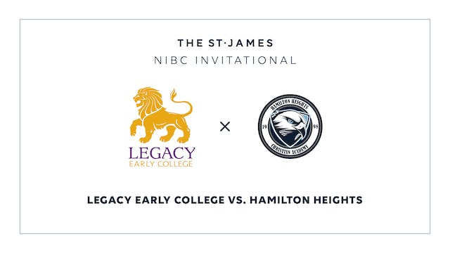 NIBC – Legacy Early v. Hamilton Heigh...