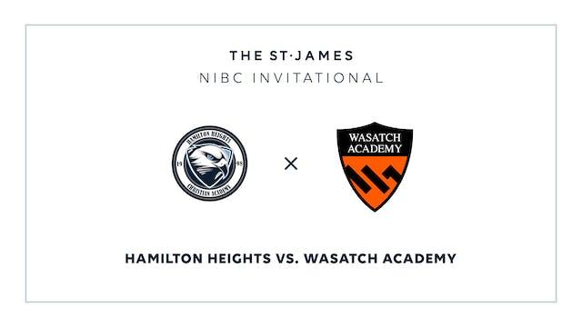 NIBC - Hamilton v. Wasatch – 1/16 12:...